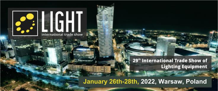 Light Fair - Warsaw, Poland