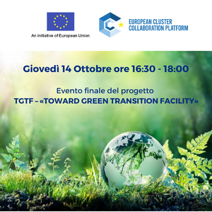 Green Transition - evento finale